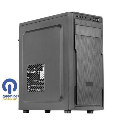 کیس کامپیوتر Mid-Tower گرین مدل AVA Plus